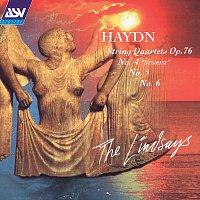 Přední strana obalu CD Haydn: String Quartets, Op.76, Nos. 4-6