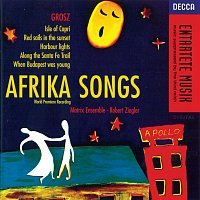 Matrix Ensemble, Robert Ziegler – Grosz: Afrika Songs