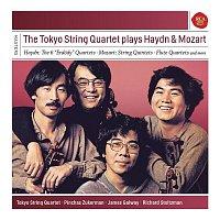 Tokyo String Quartet, Joseph Haydn – The Tokyo String Quartet Plays Haydn and Mozart