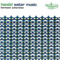 Přední strana obalu CD Handel: Water Music / Torelli, Vivaldi: Trumpet Concertos