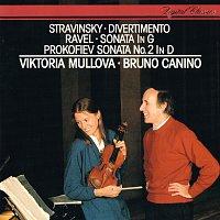 Viktoria Mullova, Bruno Canino – Ravel: Violin Sonata / Prokofiev: Violin Sonata No. 2 / Stravinsky: Divertimento