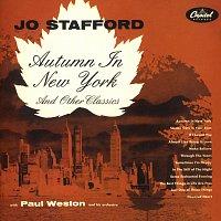 Jo Stafford – Autumn In New York