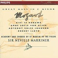 Kiri Te Kanawa, Anne Sofie von Otter, Anthony Rolfe Johnson, Robert Lloyd – Mozart: Great Mass in C minor; Ave Verum Corpus