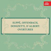 Předehry (Suppé, Offenbach, Donizetti, D'Albert)