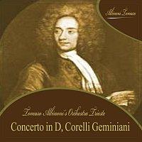 Tomaso Albinoni's Orchestra Trieste – Concerto in D, Corelli Geminiani