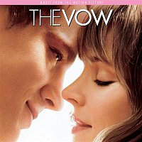 Přední strana obalu CD The Vow (Music From The Motion Picture)