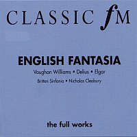 Britten Sinfonia, Edward Elgar, Nicholas Cleobury – Vaughan Williams: English Fantasia