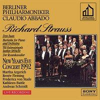 Claudio Abbado, Berliner Philharmoniker, Richard Strauss – New Year's Eve Concert - Berlin 1992