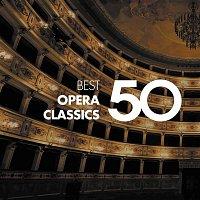 Přední strana obalu CD 50 Best Opera