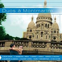 Přední strana obalu CD Duos A Montmartre