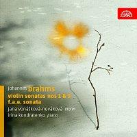 Jana Vonášková, Irina Kondratěnko – Brahms: Houslové sonáty