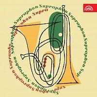 Přední strana obalu CD II. Album Supraphonu