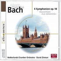 J. Chr. Bach: Sinfonien
