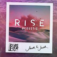 Jonas Blue, Jack & Jack – Rise [Acoustic]
