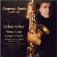 Csepregi Gyula – Love & Sax