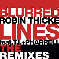 Blurred Lines [The Remixes]