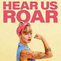 Přední strana obalu CD Hear Us Roar