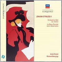 Přední strana obalu CD Johann Strauss II: Graduation Ball; Le Beau Danube