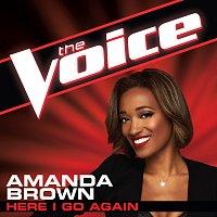 Amanda Brown – Here I Go Again [The Voice Performance]