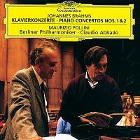 Přední strana obalu CD Brahms: Piano Concertos Nos.1 & 2
