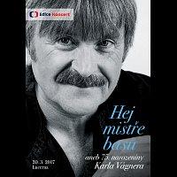 Různí interpreti – Hej mistře basů aneb 75.narozeniny Karla Vágnera