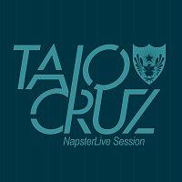 Přední strana obalu CD NapsterLive Sessions