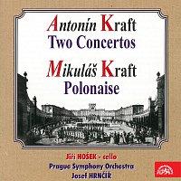 Jiří Hošek, Symfonický orchestr hl.m. Prahy (FOK), Josef Hrnčíř – Kraft Antonín: Dva koncerty, Kraft Mikuláš: Polonéza