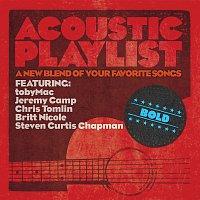 Různí interpreti – Acoustic Playlist: Bold - A New Blend Of Your Favorite Songs