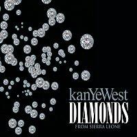 Kanye West – Diamonds From Sierra Leone [Int'l 4trk ECD maxi]