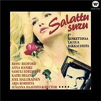 Přední strana obalu CD Salattu suru