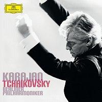 Přední strana obalu CD Tchaikovsky: 6 Symphonies