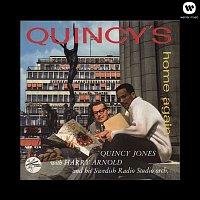 Quincy Jones, Harry Arnold, The Swedish Radio Studio Orchestra – Quincy's Home Again