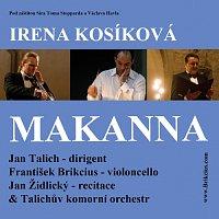 Přední strana obalu CD Makanna