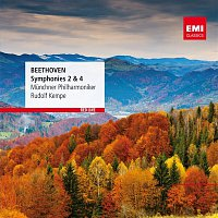 Rudolf Kempe – Beethoven: Symphonies Nos 2&4