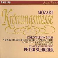 Edith Mathis, Jadwiga Rappé, Hans Peter Blochwitz, Thomas Quasthoff – Mozart: Coronation Mass; Vesperae solennes de Confessore; Ave verum corpus