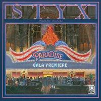 Přední strana obalu CD Paradise Theatre