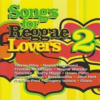 Various Artists.. – Songs For Reggae Lovers 2