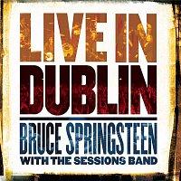 Přední strana obalu CD Live In Dublin