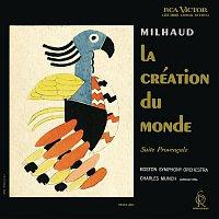 Charles Munch, Darius Milhaud – Milhaud: Suite provencale, Op. 152b & La Création du monde, Op. 81a
