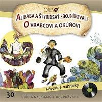 Various  Artists – Najkrajšie rozprávky II., No.30: Alibaba a štyridsať zbojníkov/O vrabcovi a okúňovi