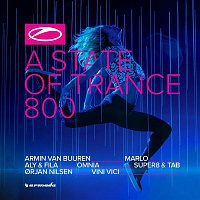 Various – A State of Trance 800