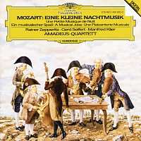 """Rainer Zepperitz, Gerd Seifert, Manfred Klier, Norbert Brainin, Siegmund Nissel – Mozart: Serenade In G Major K. 525 """"Eine Kleine Nachtmusik""""; Ein Musikalischer Spass K. 522"""