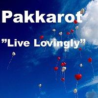 Přední strana obalu CD Live Lovingly