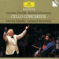 Mischa Maisky, Israel Philharmonic Orchestra, Wiener Philharmoniker – Dvorák / Schumann: Cello Concertos