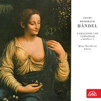 Klára Havlíková – Händel: 2 Chaconne con variazioni a Suita č. 7