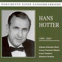 Hans Hotter – Hans Hotter in groszen Szenen