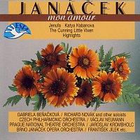 Leoš Janáček, různí interpreti – Mon amour /Janáček: Její pastorkyňa, Káťa Kabanová, Příhody lišky Bystroušky - Highlights