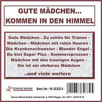 Various Artists.. – Gute Madchen...kommen in den Himmel