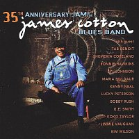 James Cotton – 35th Anniversary Jam