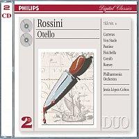 Přední strana obalu CD Rossini: Otello